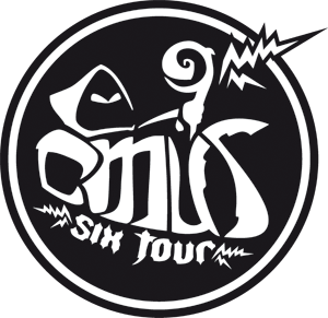 CMUS Six Tour Logo