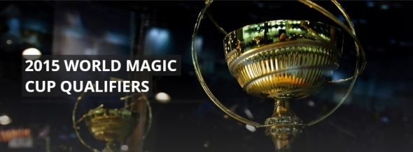 World Magic Cup Qualifiers 2015