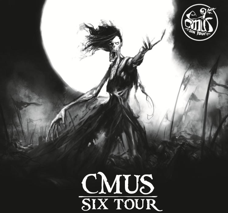 CMUS Sixtour