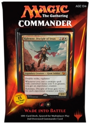 Commander 2015 - Wade into Battle - obrázek produktu