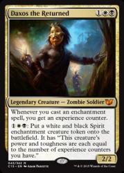 Commander 2015 - Call the Spirits - generál Daxos the Returned