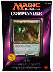 Commander 2015 - Plunder the Graves - obrázek produktu