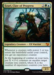Commander 2015 - Swell the Host - generál Ezuri, Claw of Progress