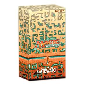 Oath of the Gatewatch prerelease krabička