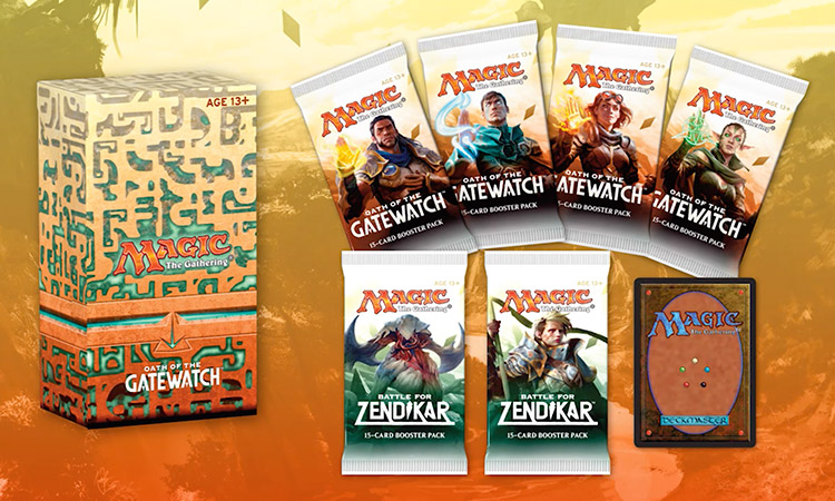 Oath of the Gatewatch prerelease pack