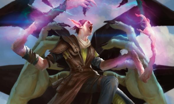 Obrázek z Magicové karty Spatial Cotortion