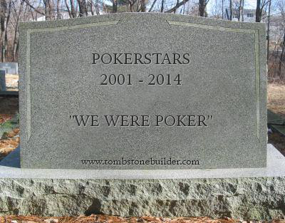 RIP PokerStars