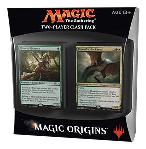 Magic the Gathering Magic Origins 2-Player Clash Pack