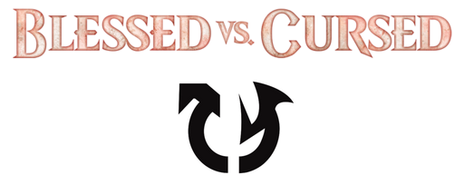 Duel Decks: Blessed vs. Cursed logo