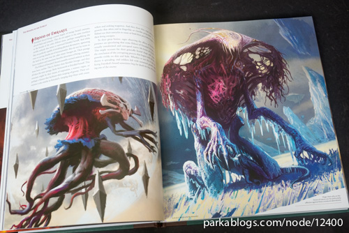 Pohled na knihu The Art of Magic: the Gathering: Zendikar 2