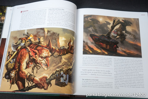 Pohled na knihu The Art of Magic: the Gathering: Zendikar 5