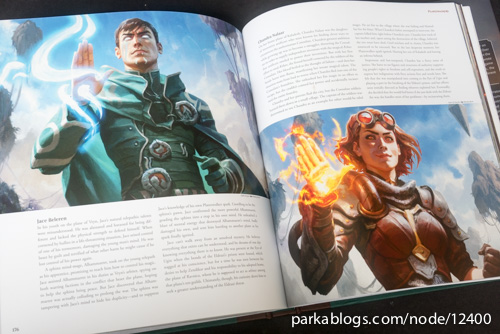 Pohled na knihu The Art of Magic: the Gathering: Zendikar 10