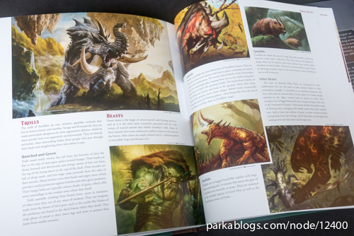 Pohled na knihu The Art of Magic: the Gathering: Zendikar 12