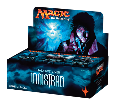 Booster Box ze Shadows over Innistrad
