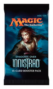 Booster ze Shadows over Innistrad 1