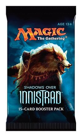 Booster ze Shadows over Innistrad 2