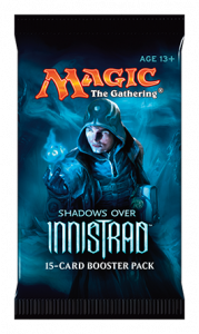 Booster ze Shadows over Innistrad 5