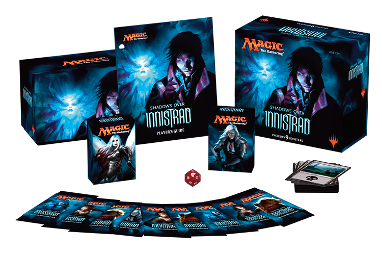 Fat Pack ze Shadows over Innistrad