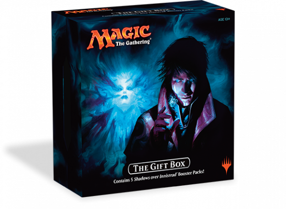 Shadows over Innistrad Holiday Gift Box