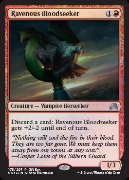 Gift Box promo - Ravenou Bloodseeker