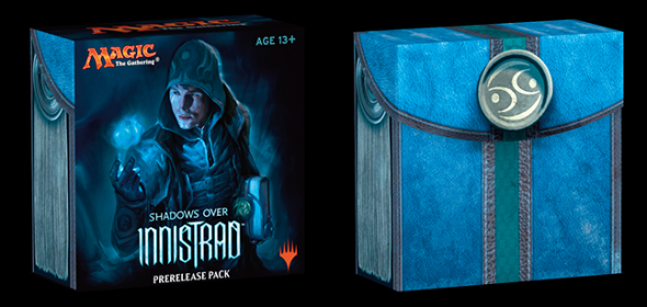Prerelease pack za Shadows over Innistrad