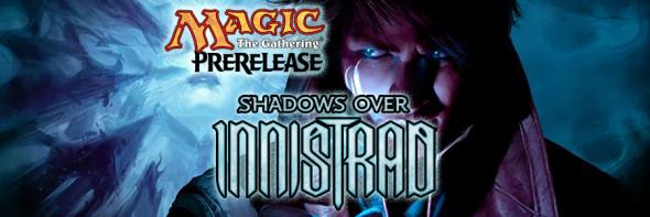 Seznam prerelease Shadows over Innistrad