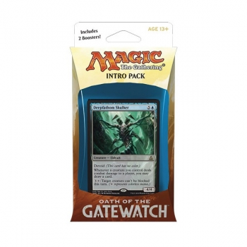 Magic the Gathering Oath of the Gatewatch Intro Pack: Twisted Reality
