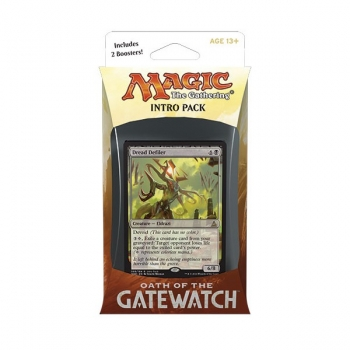 Magic the Gathering Oath of the Gatewatch Intro Pack: Vicious Cycle