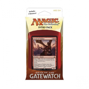 Magic the Gathering Oath of the Gatewatch Intro Pack: Surge of Resistance