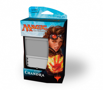 Planeswalker decks - Chandra