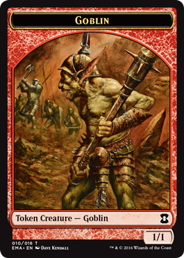 Eternal Masters token - Goblin