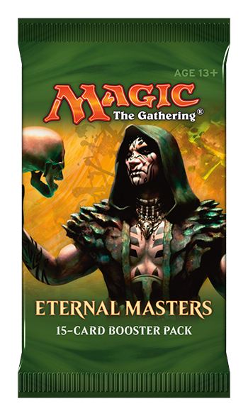 Eternal Masters booster 1
