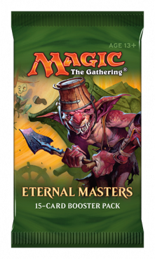 Eternal Masters booster 3