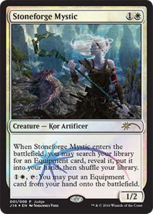 Grand Prix promo Stoneforge Mystic