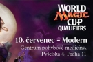 Pozvánka na druhé World Magic Cup qualifier 2016