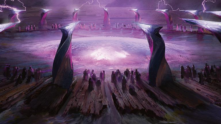 Obrázek z Magicové karty Coax from the Blind Eternities