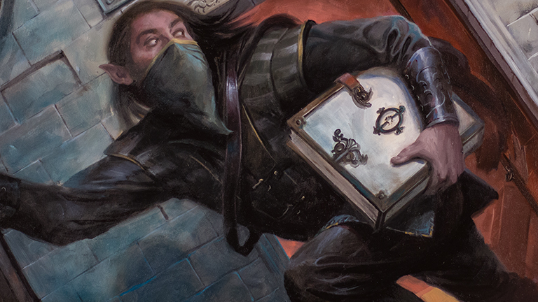 Obrázek z Magicové karty Hired Heist