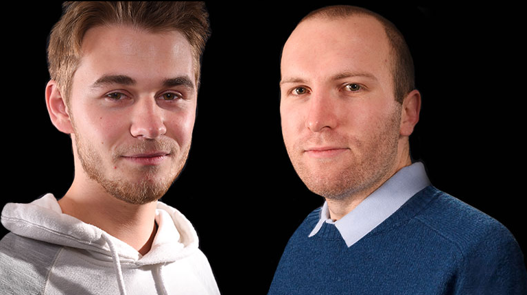 Čeští hráči na World Championship - Ondřej Stráský a Lukáš Blohon
