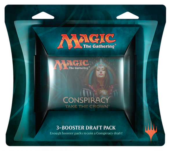 Conspiracy: Take the Crown - 3 Pack Booster
