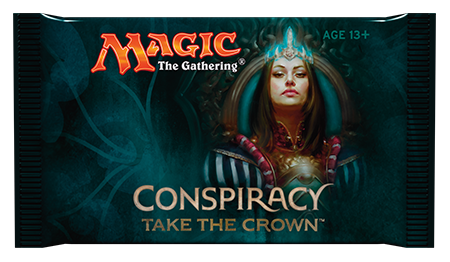 Conspiracy: Take the Crown - Booster 1