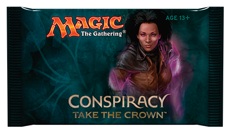 Conspiracy: Take the Crown - Booster 3