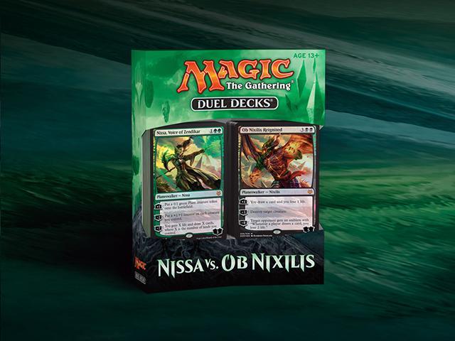 Obrázek produktu Duel Decks: Nissa vs. Ob Nixilis