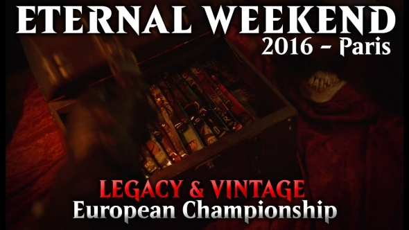 Eternal Weekend EU 2016 logo