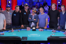 Final Table z WSOP 2016