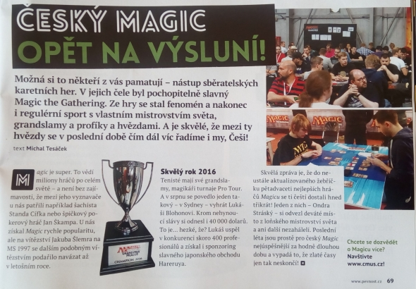 Magic na Vyslunni