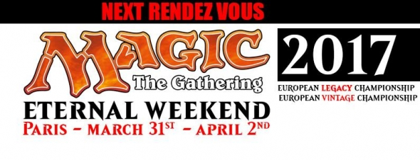 Magic Eternal Weekend Europe - duben 2017