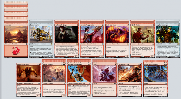 Mono Red Sligh