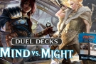 Recenze Duel Decks: Mind vs Might