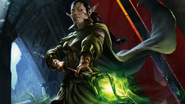 Nissa z Hour of Devastation Planeswalker Decku