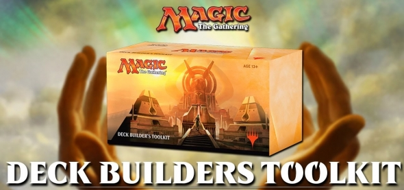 Recenze Amonkhet Deckbuilders Toolkit